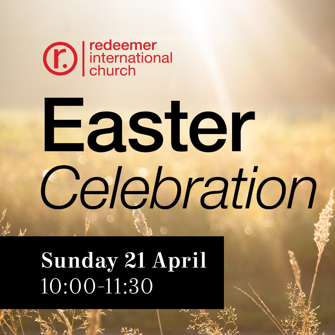 Easter Service (with Dutch translation)